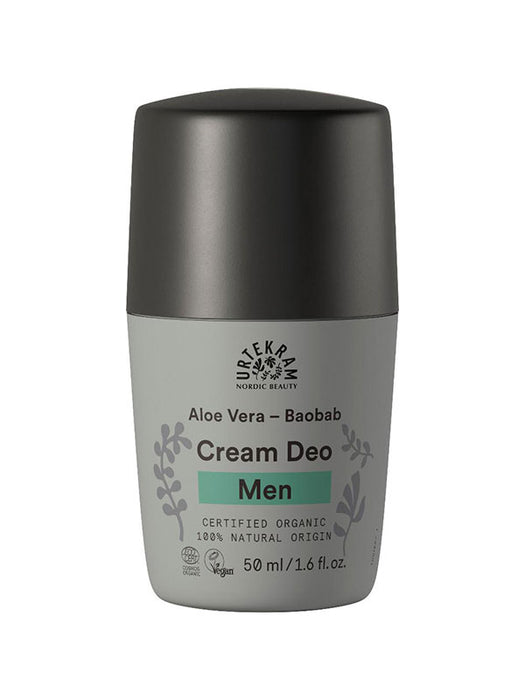 Naturkosmetik Men Deo Roll-On 50 ml von Urtekram