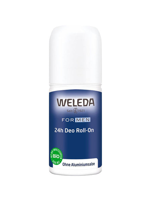 Naturkosmetik For Men 24h Deo Roll-On von Weleda 50 ml.