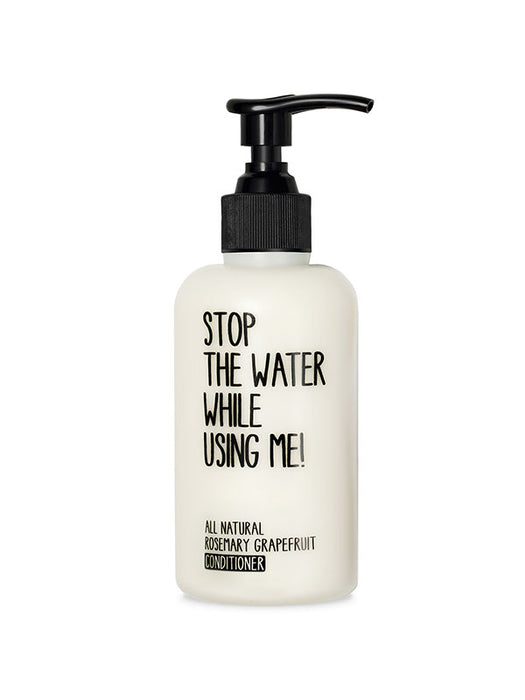 Naturkosmetik Rosemary Grapefruit Conditioner 200 ml 200 ml von Stop The Water While Using Me!