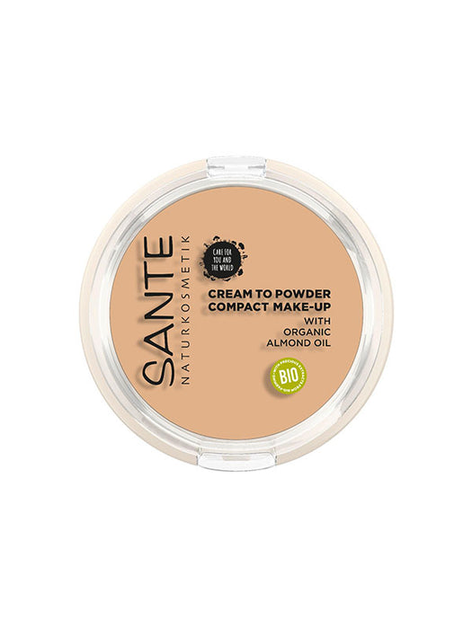 Naturkosmetik Compact Make-up 9 g von SANTE