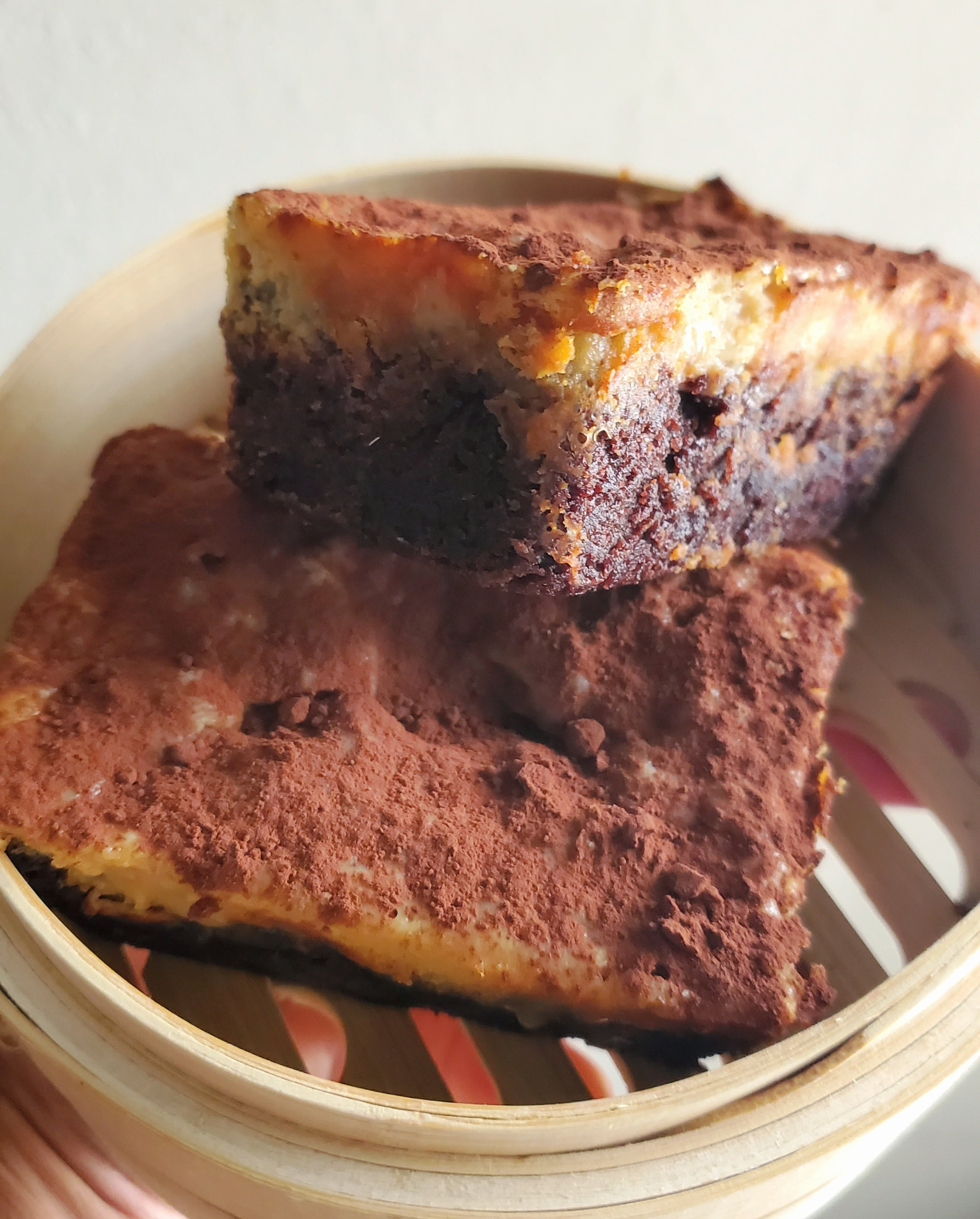 Pay de Queso Brownie