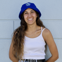 Load image into Gallery viewer, Royal Blue Whale Bucket Hat