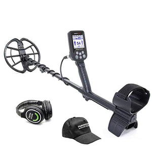 Nokta Makro Simplex+ Metal Detector with Green Edition Headphones