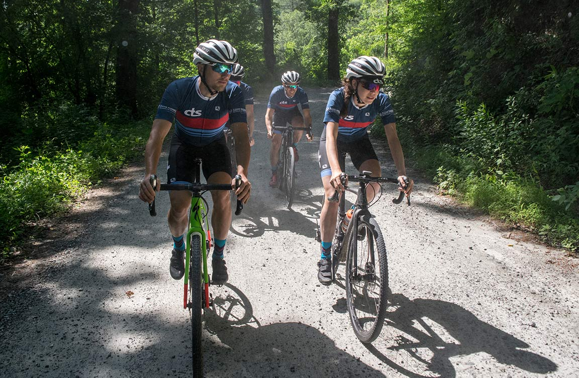 Gravel Skills: Learn to be Fast, Safe, and In Control for Gravel Races - CTS