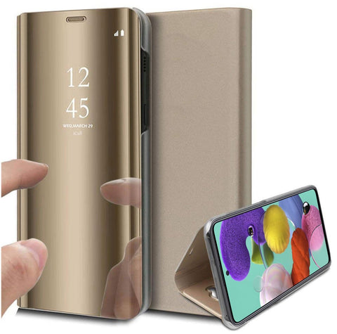 Samsung Galaxy A51 Book Case Goud | iCall