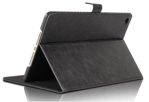 iPad 10.2 (2019) Hoesje - Lederen Book Case Smart Cover - iCall