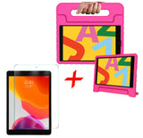 iPad 10.2 2019 Hoesje - Kids Shockproof Case + Screenprotector