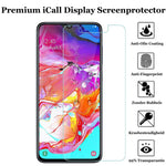 Samsung Galaxy A70 Screenprotector - Case Friendly
