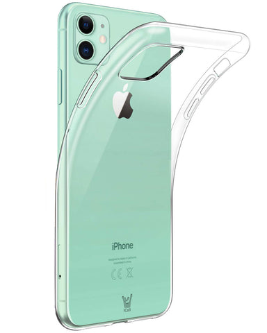 Apple iPhone 11 Hoesje - Transparant Siliconen