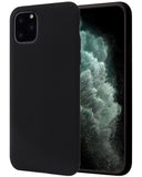 Apple iPhone 11 Pro Hoesje - Liquid Case Zwart