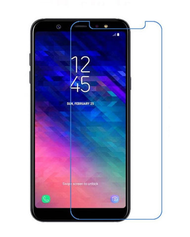 Samsung Galaxy A6 (2018) Screenprotector - Case Friendly
