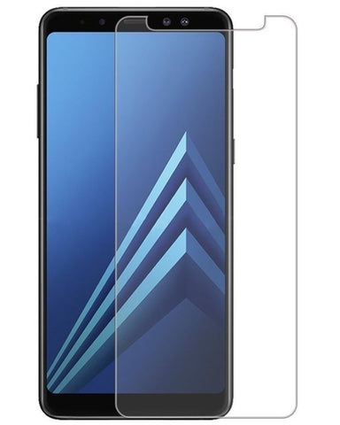 Samsung Galaxy A8 (2018) Screenprotector - Case Friendly