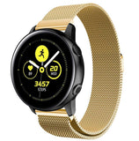 Samsung Galaxy Watch Active 2 - Milanees bandje