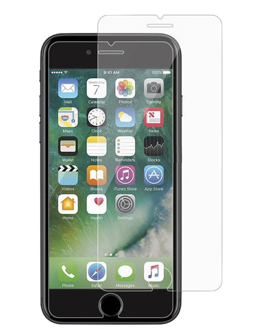 Apple iPhone 7 Screenprotector - Case Friendly