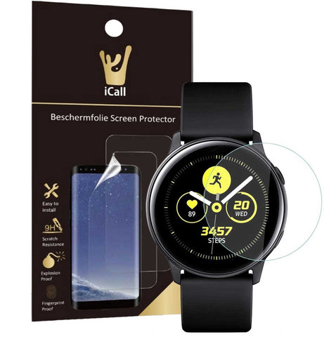 Galaxy Active screen protector