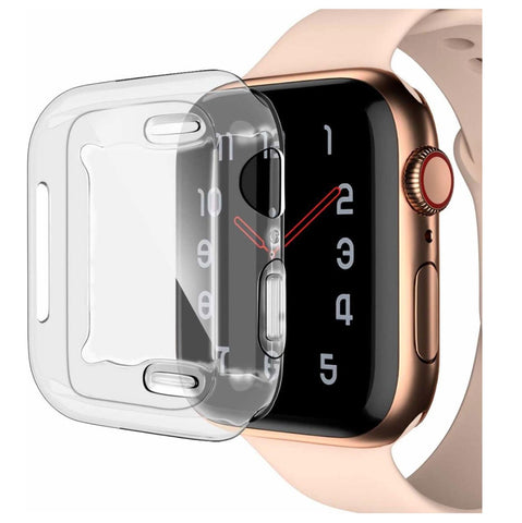 Apple Watch 5 Hoesje + Screenprotector