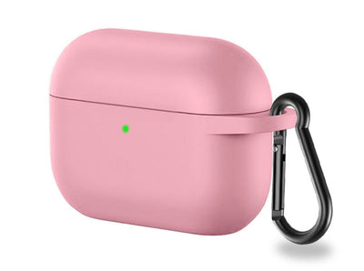 AirPods Pro Cover & its Anti-Lost Buckle 200001619 digitalnomadcorner Pink