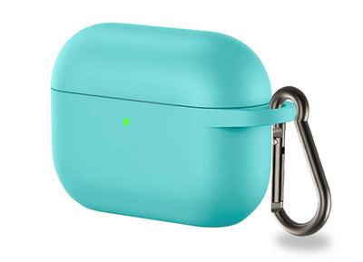AirPods Pro Cover & its Anti-Lost Buckle 200001619 digitalnomadcorner Turquoise