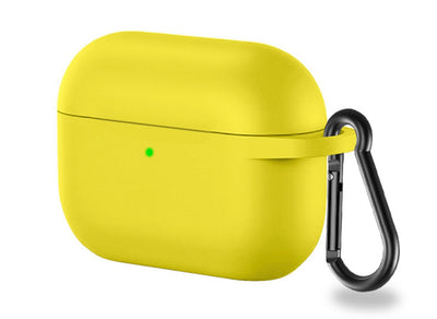 AirPods Pro Cover & its Anti-Lost Buckle 200001619 digitalnomadcorner Yellow