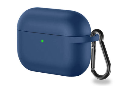 AirPods Pro Cover & its Anti-Lost Buckle 200001619 digitalnomadcorner Navy