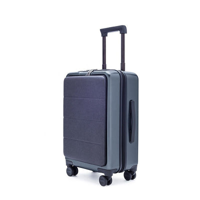 Digital Nomad Cabin Size Travel Suitcase 200003824 digitalnomadcorner Navy