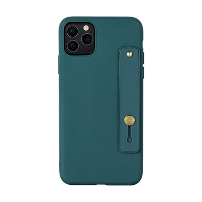 Hand Strap Digital Nomad iPhone Case 380230 digitalnomadcorner iPhone 11 dark green