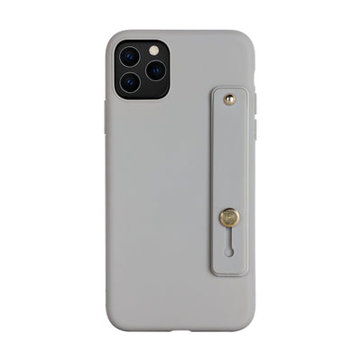 Hand Strap Digital Nomad iPhone Case 380230 digitalnomadcorner iPhone 11 gray