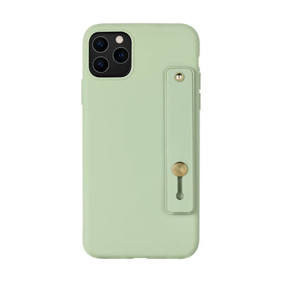 Hand Strap Digital Nomad iPhone Case 380230 digitalnomadcorner iPhone 11 light green
