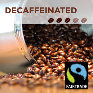 Fairtrade Decaf Coffee Beans