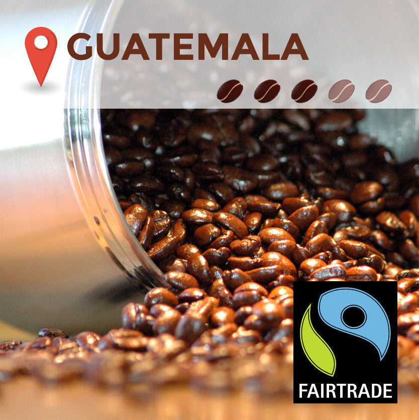 Fairtrade Guatemalan Coffee Beans