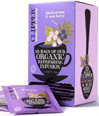 Organic Blackcurrant & Acai Tea 1 x 250