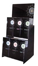 Luxury Display Stand for 2-3 Cup Tea Boxes