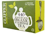 Organic Everyday One Cup Tea Bags