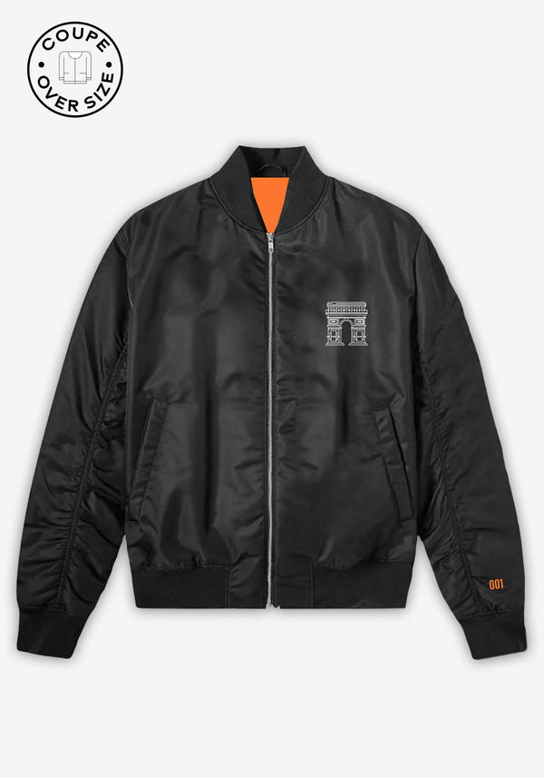 Manteau Bombers Pardon My French Paris Edition Collector