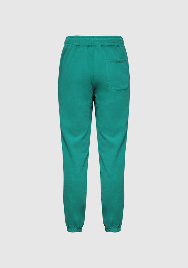 PANTALON PARDON MY FRENCH VERT NEW LOGO