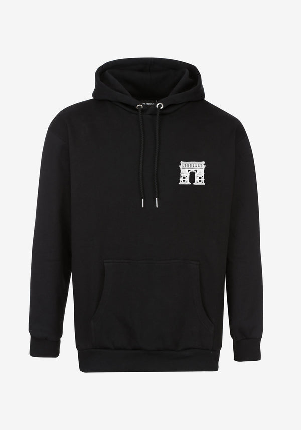 Hoodie Noir EDITION COLLECTOR PARIS 22.02-PARDON MY FRENCH