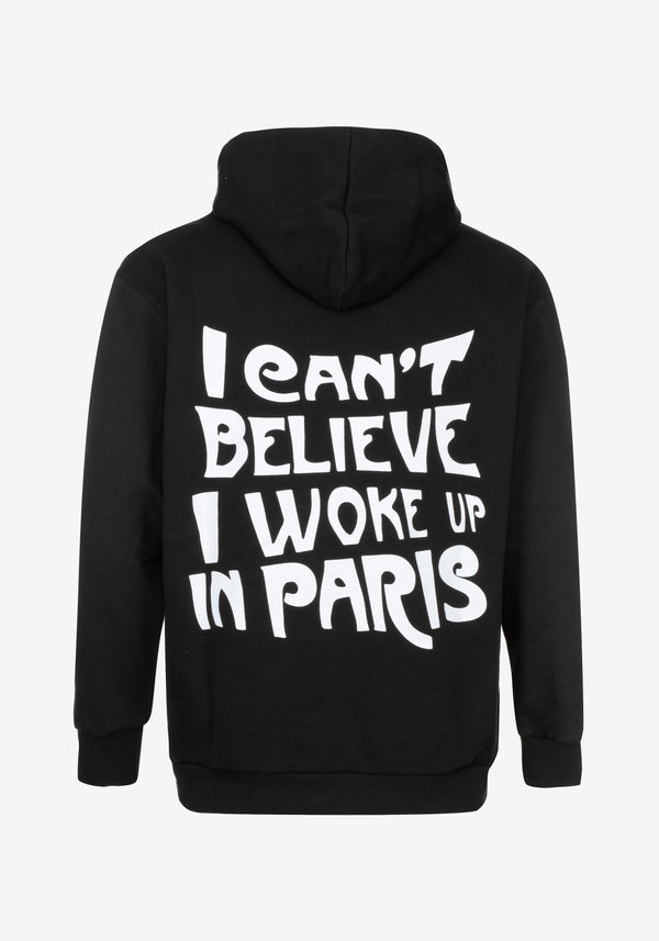Hoodie Noir All Access Paris Edition Collector