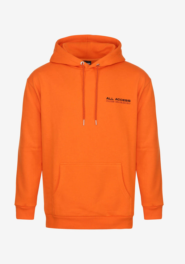 Hoodie Orange All Access Paris Edition Collector-PARDON MY FRENCH