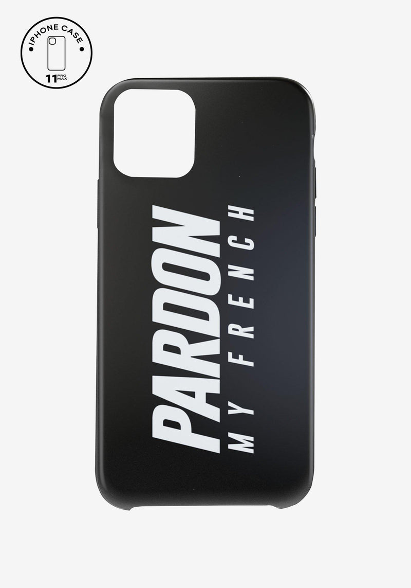 Чехол для iPhone 8 / X / 11/11 Pro / 11 Pro Max Pardon My French-PARDON MY FRENCH