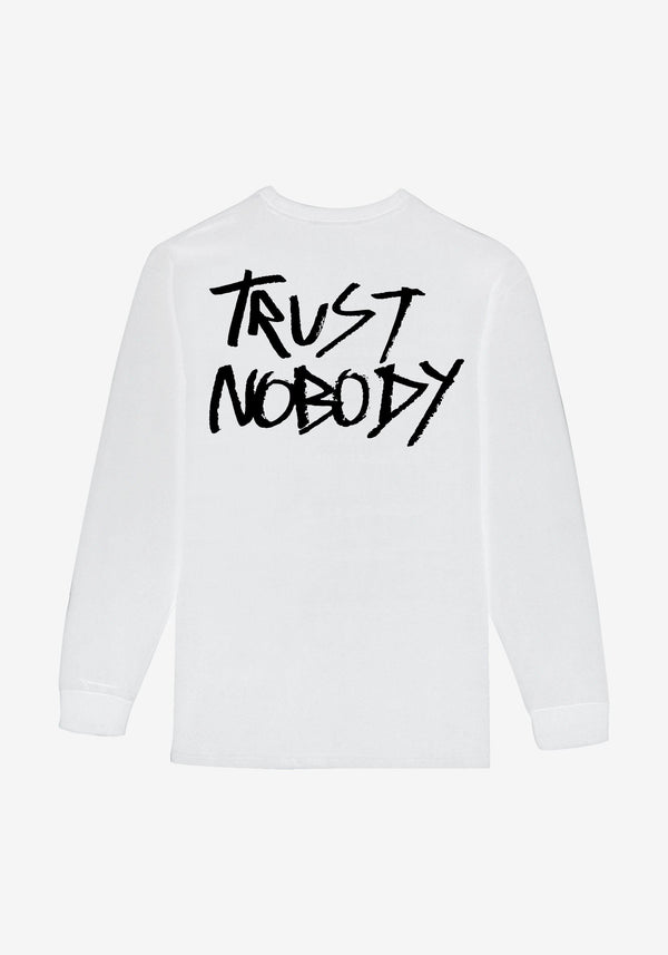 T-SHIRT MANCHES LONGUES TRUST NOBODY DJ SNAKE- Pre Order-PARDON MY FRENCH