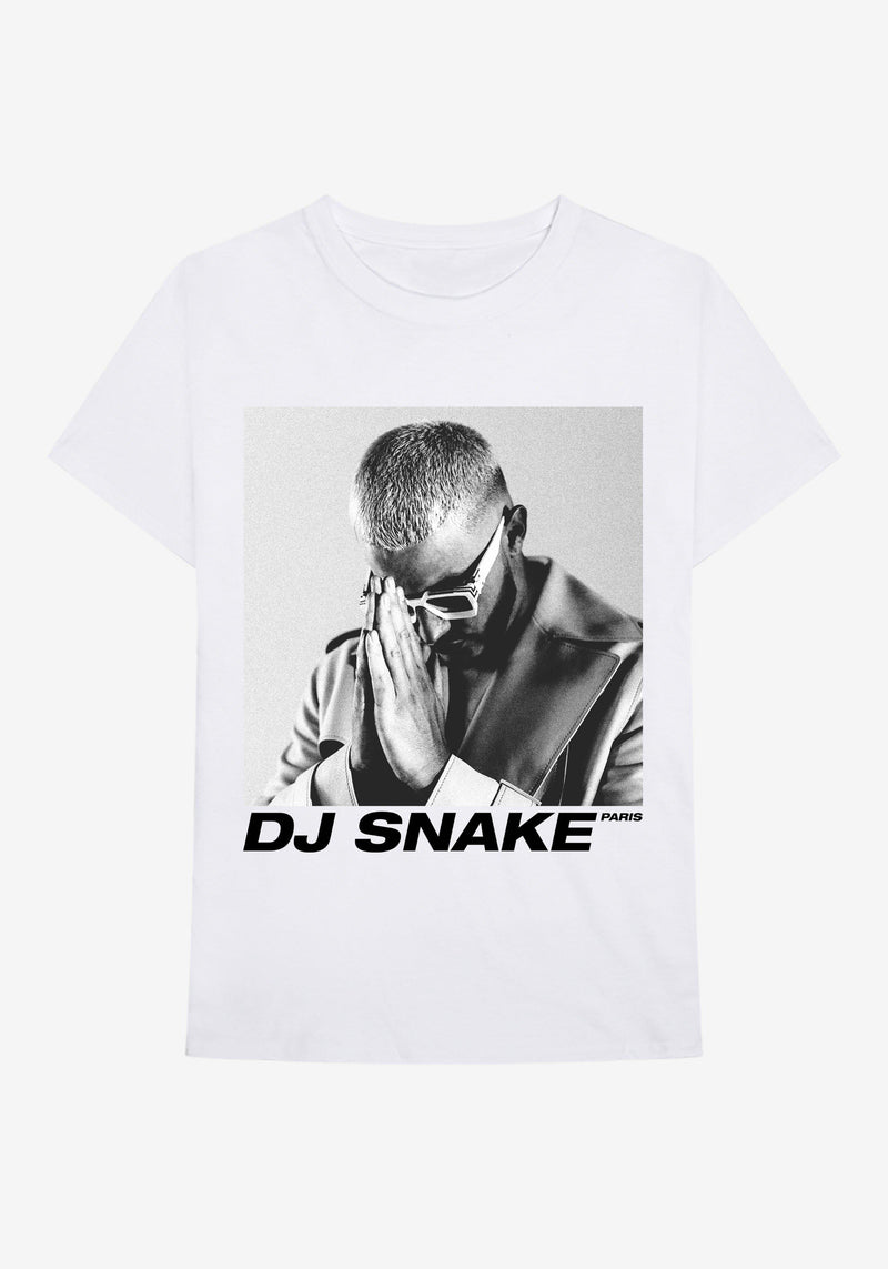 T-Shirt DJ SNAKE PARIS EDITION-PARDON MY FRENCH