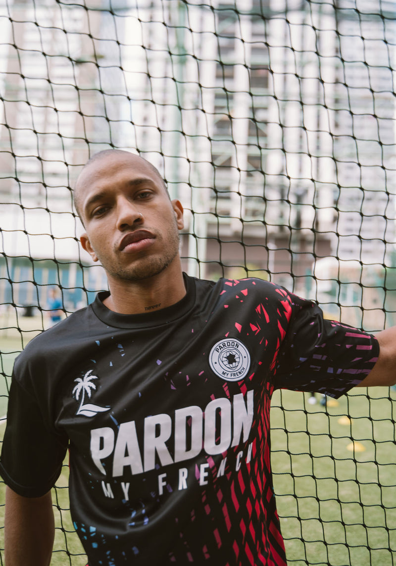 MAILLOT PARDON MY FRENCH SUMMER 2020 NOIR PRE-ORDER