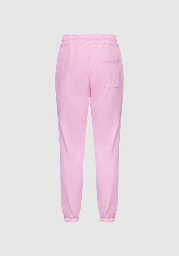 PANTALON PARDON MY FRENCH ROSE NEW LOGO