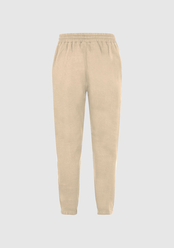 PANTALON PARDON MY FRENCH BEIGE NEW LOGO