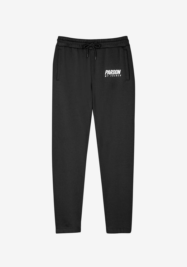 Pantalones Pardon My French Nuevo logo negroPARDON MY FRENCH