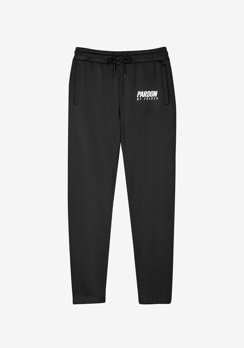 Pantalon Pardon My French New Logo Noir