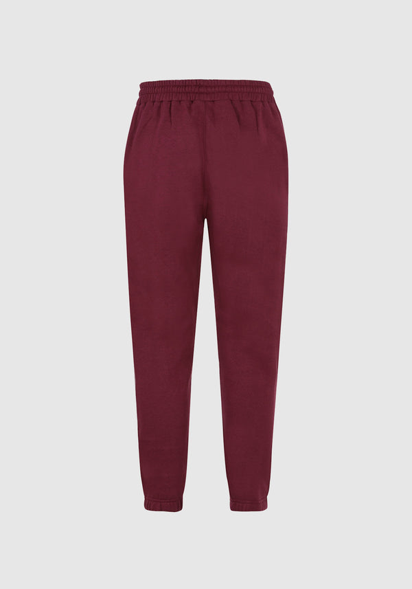 PANTALON PARDON MY FRENCH BORDEAUX NEW LOGO