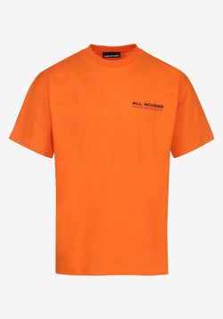 T-Shirt All Access Orange Paris Sammleredition-PARDON MY FRENCH