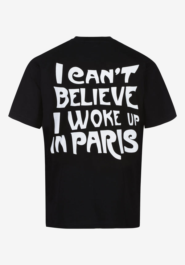 Tshirt Noir All Access Paris Edition Collector-PARDON MY FRENCH