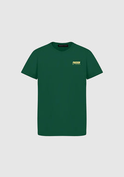 TSHIRT PARDON MY FRENCH VERT KIDS